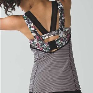 Lululemon built-in bra tank